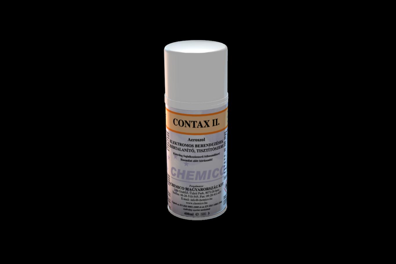 contax-ii-aerosol-spray-zsiroldo-zsirtalanito-ipari-chemico